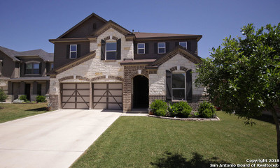 San Antonio Single Family Home New: 8022 Stalemate Cv