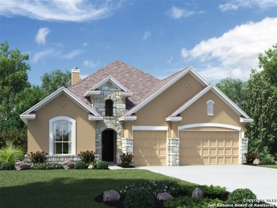 San Antonio Single Family Home New: 11310 Phoebe Lace