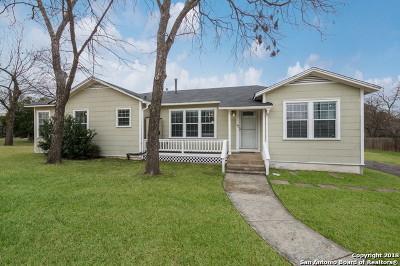 Castle Hills Single Family Home Price Change: 114 Honeysuckle Ln