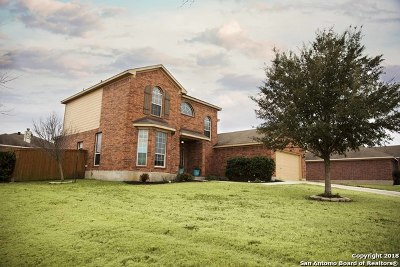 New Braunfels Single Family Home New: 1753 Jacobs Ct