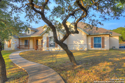 Comal County Single Family Home For Sale: 278 Verde Trace