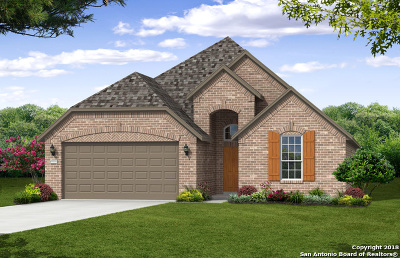New Braunfels Single Family Home New: 2762 Ridge Heights