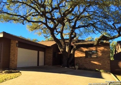 Boerne TX Single Family Home New: $299,000