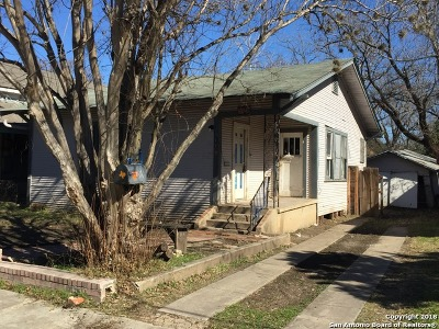 Single Family Home For Sale: 316 S Monumental St