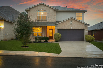 San Antonio Single Family Home For Sale: 21834 Seminole Oaks