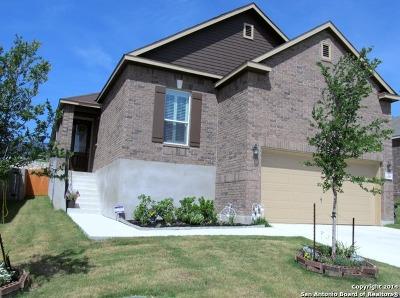 San Antonio Single Family Home New: 21223 Villa Barbaro