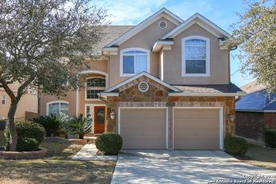 San Antonio Single Family Home New: 26111 Starling Hill