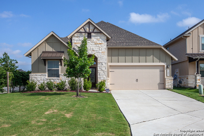 Schertz Single Family Home For Sale: 12003 Rockroot