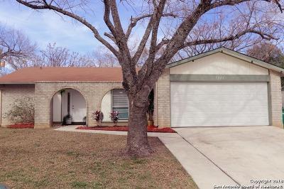 San Antonio TX Single Family Home New: $174,999