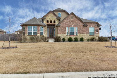 Guadalupe County Single Family Home For Sale: 3309 Jons Way