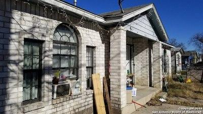 San Antonio TX Single Family Home New: $165,000