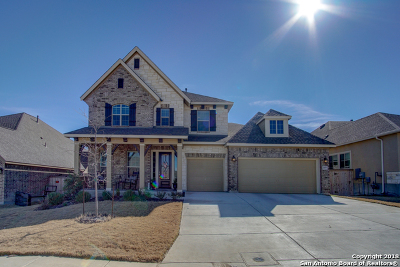 Bexar County Single Family Home For Sale: 1821 Cottonwood Way