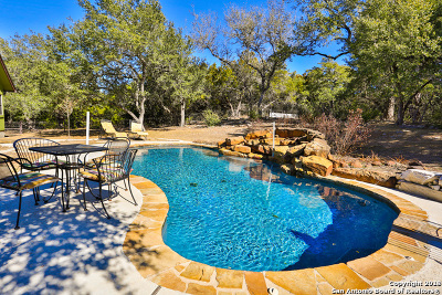 Boerne Single Family Home For Sale: 242 Prado Crossing