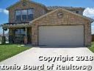 Selma Single Family Home For Sale: 16250 Kentucky Ridge