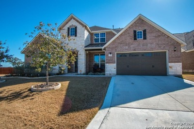 San Antonio Single Family Home Back on Market: 3611 Strait Song
