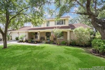 San Antonio Single Family Home For Sale: 2123 Encino Loop