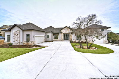 Boerne Single Family Home For Sale: 10618 Star Mica