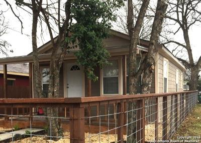Single Family Home For Sale: 2440 Potosi St