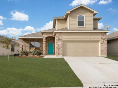 Schertz Single Family Home For Sale: 3337 Orth Ave