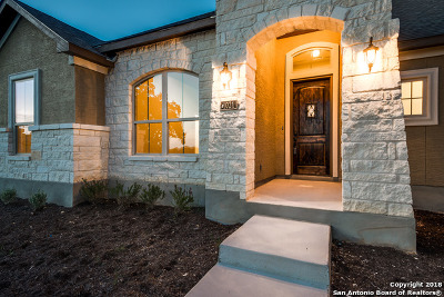 New Braunfels Single Family Home For Sale: 1021 Stradina