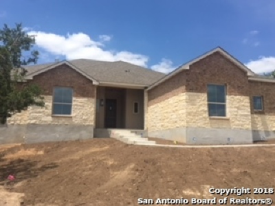 Comal County Single Family Home For Sale: 775 Shady Holw
