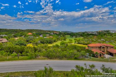 San Antonio Single Family Home For Sale: 18042 Granite Hill Dr
