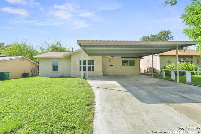San Antonio Single Family Home Back on Market: 1614 Arroya Vista Dr