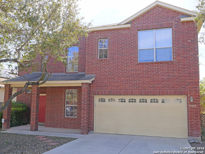 Single Family Home For Sale: 10456 Branch Crest