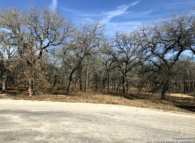 La Vernia Residential Lots & Land For Sale: 588 Jacobs Ln