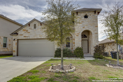New Braunfels Single Family Home Back on Market: 243 Oak Creek Way
