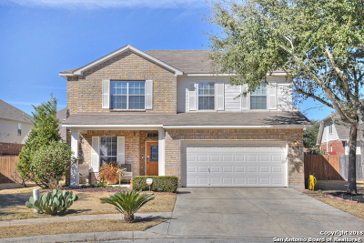 Guadalupe County Single Family Home Price Change: 208 Frontier Cove