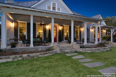 Boerne Single Family Home For Sale: 170 Reserve Dr