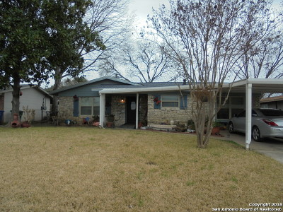 Single Family Home For Sale: 4102 Tallulah Dr