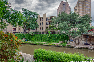 San Antonio Condo/Townhouse For Sale: 701 St Marys St #00