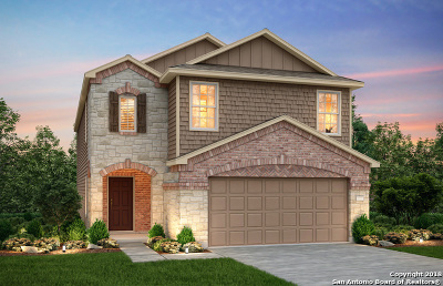 Helotes Single Family Home Back on Market: 10711 Noble Canyon