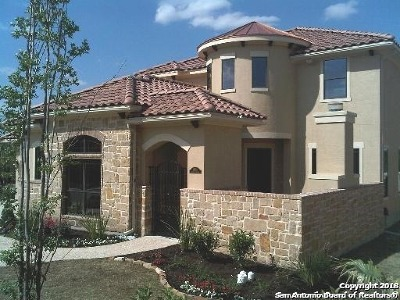 San Antonio Single Family Home For Sale: 18814 Cayman Landing