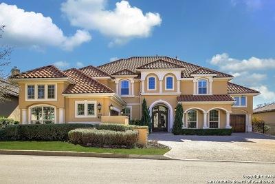 San Antonio TX Single Family Home For Sale: $1,050,000