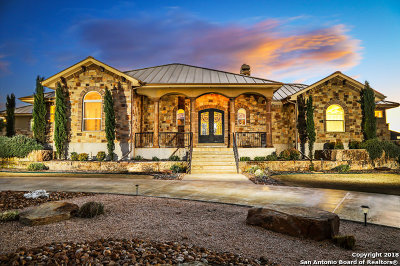 New Braunfels Single Family Home For Sale: 1670 Decanter
