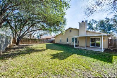 San Antonio Single Family Home Back on Market: 5607 Wood Oak