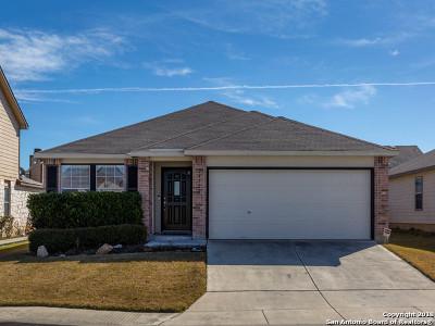 San Antonio Single Family Home For Sale: 24722 Maple Crest
