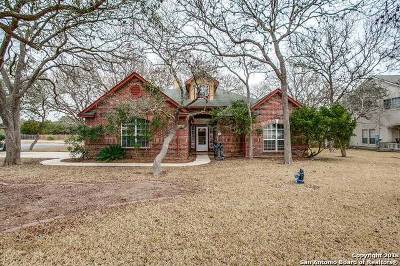 Boerne Single Family Home Back on Market: 134 Canyon Circle