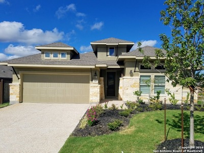 Johnson Ranch, Johnson Ranch - Comal Single Family Home For Sale: 32167 Mirasol Bend