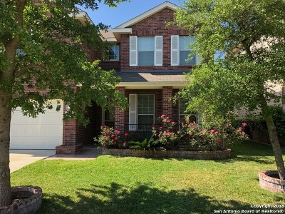 Cibolo Single Family Home Back on Market: 204 Country Vale