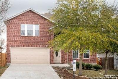 Schertz Single Family Home For Sale: 4124 Whisper Pt