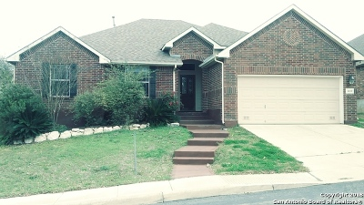San Antonio Single Family Home For Sale: 3619 Globe Willow