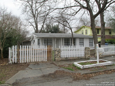 Single Family Home For Sale: 215 W Bedford Ave