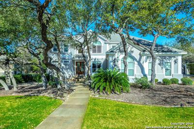 San Antonio Single Family Home For Sale: 24930 Birdie Ridge