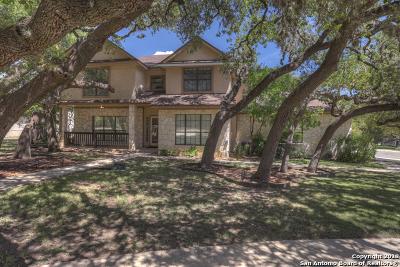 San Antonio Single Family Home Active Option: 26110 Alto Oaks