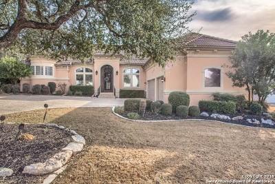 San Antonio Single Family Home For Sale: 19718 Folonari