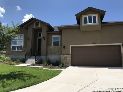 Single Family Home For Sale: 1424 Kamryn Way